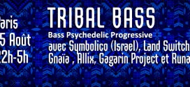 TRIBAL BASS w/Symbolico, Gnaïa, Land Switcher, Gagarin Project, Allix (Brasil), Runa