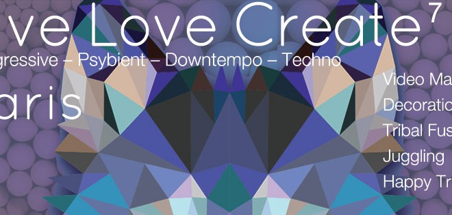 "Live Love Create 7 ""Sunday Vibes"" with Gagarin Project, Satori, Spiral Hand, Land Switcher, Megasamé, Wacamolo et DJ Chien"