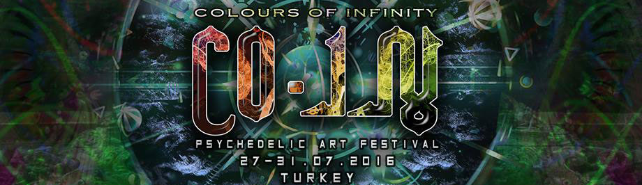 Colors of Infinity Psychedelic Art Festival Open Air 2016