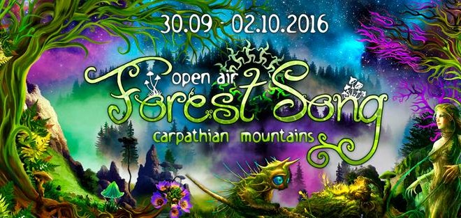[Event] Forest song open air by Misterika (Ukraine)