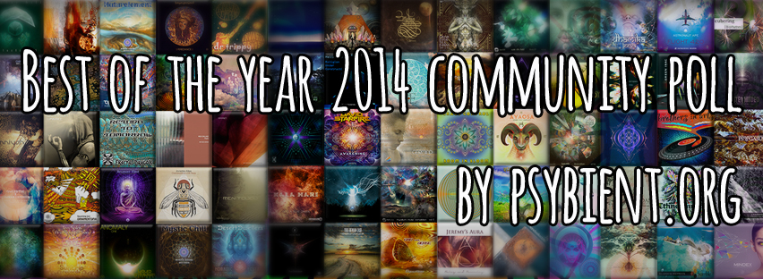psybient.org – Best of the year 2015 (will start in the beginning of 2016)