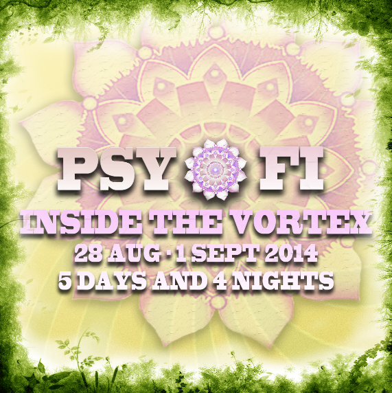 Gagarin Project, Ott, Entheogenic and many others @ Psy-Fi 2014