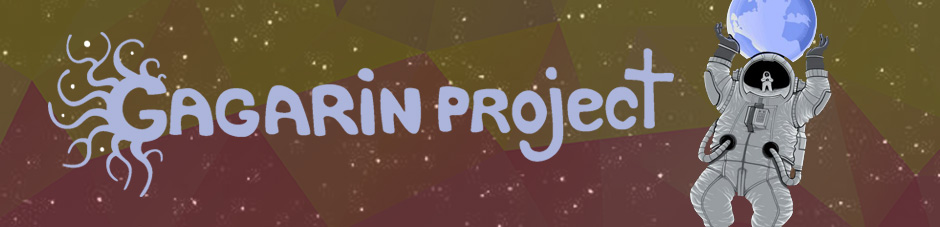 Recommended artists for February by Gagarin Project