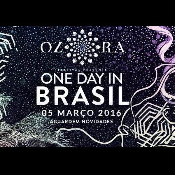 Rica Amaral, Sallun, Fada, Gagarin @ Ozora one Day (Brasil)