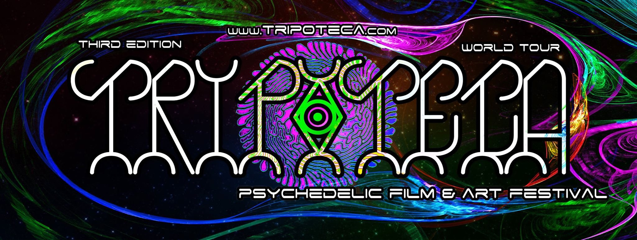Psychedelic Video Festival – Tripoteca near you ?